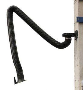 ipari elszívó elszívókar légtisztítás hegesztés foxer légcsaatorna mobilgép füst hegesztés